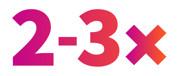 2-3x icon
