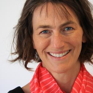 photo of Barbara Fredrickson, Ph.D.